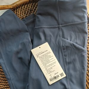 Discontinued! Lululemon TTS Time to Sweat Crop